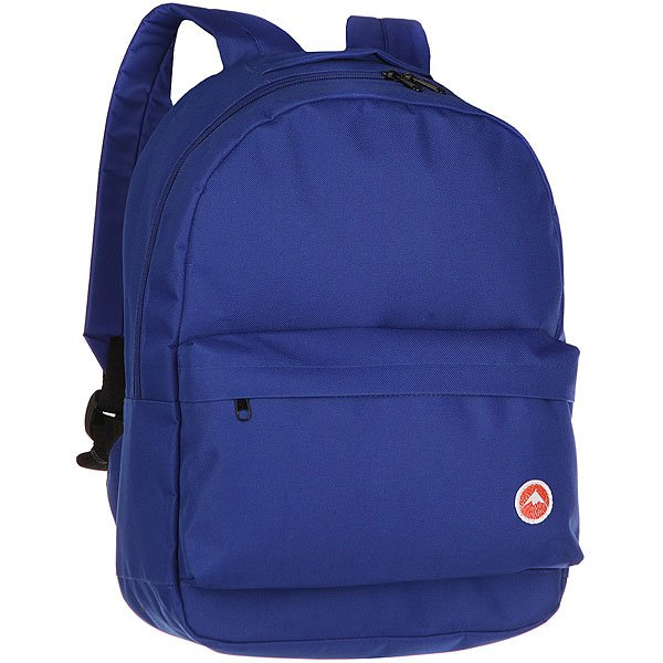 Рюкзак городской женский Extra B340 BlueУдобный и практичный рюкзак для каждодневного использования.Характеристики:Вместительное внутреннее отделение.Внешний карман на молнии. Плотная износостойкая ткань с водонепроницаемой пропиткой. Контрастная подкладка. Регулируемые смягченные лямки.<br><br>Цвет: синий<br>Тип: Рюкзак городской<br>Возраст: Взрослый<br>Пол: Женский