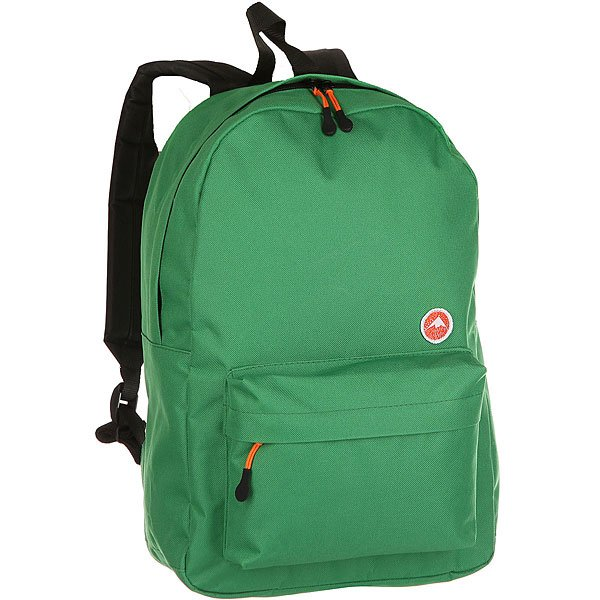 Рюкзак городской Extra B269/3 GreenУдобный и практичный рюкзак для каждодневного использования.Характеристики:Вместительное внутреннее отделение.Внешний карман на молнии. Плотная износостойкая ткань с водонепроницаемой пропиткой. Контрастная подкладка. Регулируемые смягченные лямки.<br><br>Цвет: зеленый<br>Тип: Рюкзак городской<br>Возраст: Взрослый