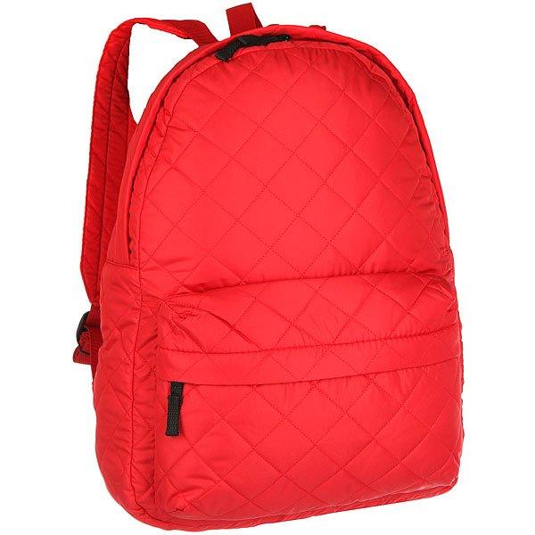Рюкзак городской Extra B219 RedУдобный и практичный рюкзак для каждодневного использования.Характеристики:Вместительное внутреннее отделение.Внешний карман на молнии. Плотная износостойкая ткань с водонепроницаемой пропиткой. Контрастная подкладка. Регулируемые смягченные лямки.<br><br>Цвет: красный<br>Тип: Рюкзак городской<br>Возраст: Взрослый