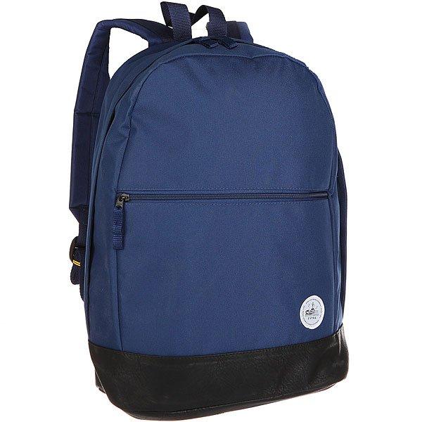 Рюкзак городской Extra B303 BlueУдобный и практичный рюкзак для каждодневного использования.Характеристики:Вместительное внутреннее отделение.Внешний карман на молнии. Плотная износостойкая ткань с водонепроницаемой пропиткой. Контрастная подкладка. Регулируемые смягченные лямки.<br><br>Цвет: синий<br>Тип: Рюкзак городской<br>Возраст: Взрослый