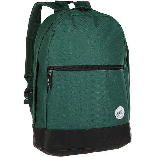 Рюкзак городской Extra B303 GreenУдобный и практичный рюкзак для каждодневного использования.Характеристики:Вместительное внутреннее отделение.Внешний карман на молнии. Плотная износостойкая ткань с водонепроницаемой пропиткой. Контрастная подкладка. Регулируемые смягченные лямки.<br><br>Цвет: зеленый<br>Тип: Рюкзак городской<br>Возраст: Взрослый