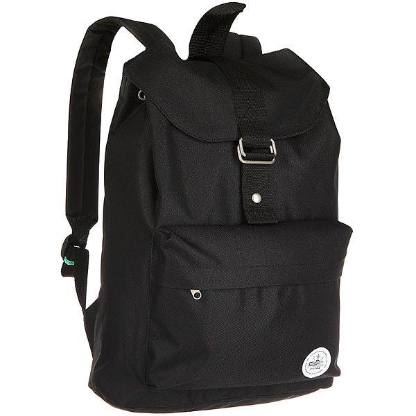 Рюкзак туристический Extra B305 BlackСумка-рюкзак EXTRA B-305 – это стильная новинка, которая станет вашим надежным другом в любом путешествии. Характеристики:Утяжка горловины. Защитный клапан с застежкой – кнопкой. Лицевой карман на молнии. Ручка для переноски.<br><br>Цвет: черный<br>Тип: Рюкзак туристический<br>Возраст: Взрослый