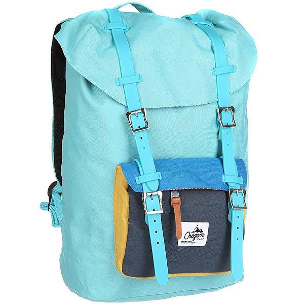 Рюкзак туристический Oregon Camp Teton Valley Light Blue цена и фото