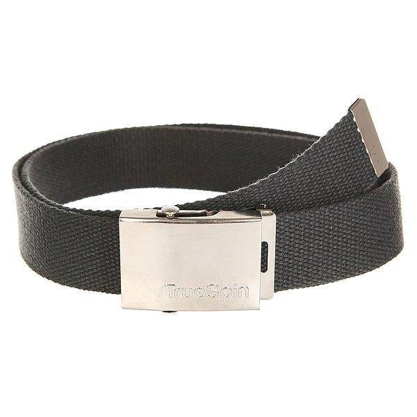 Ремень TrueSpin Belt Steel Grey<br><br>Цвет: серый<br>Тип: Ремень<br>Возраст: Взрослый<br>Пол: Мужской