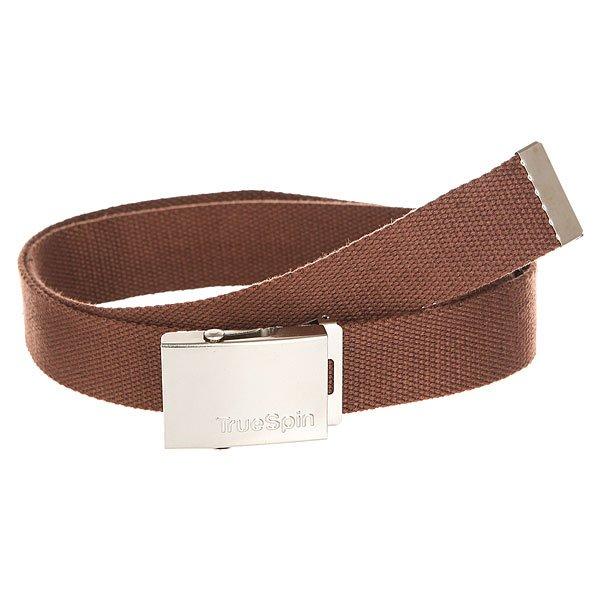 Ремень TrueSpin Belt Cappucino<br><br>Цвет: коричневый<br>Тип: Ремень<br>Возраст: Взрослый<br>Пол: Мужской