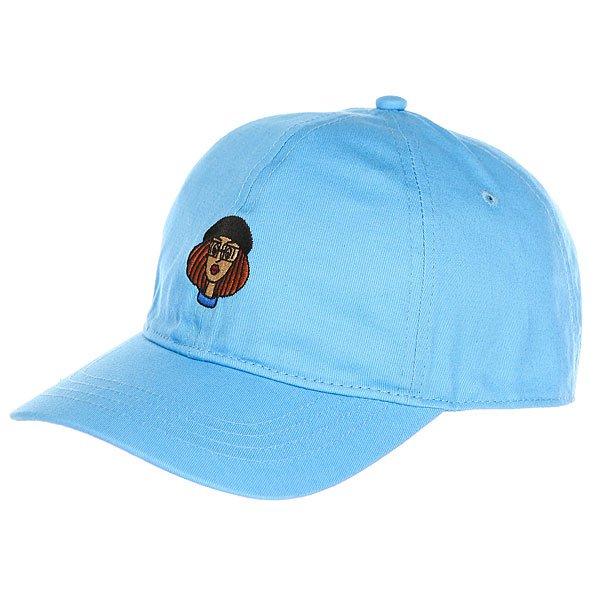 Бейсболка классическая Запорожец Mama Blue<br><br>Цвет: голубой<br>Тип: Бейсболка классическая<br>Возраст: Взрослый