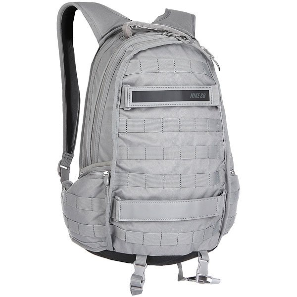 Рюкзак спортивный Nike Sb PRM Backpack Grey nike sb рюкзак nike sb courthouse черный черный белый