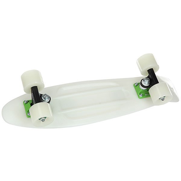 Скейт мини круизер Penny Original 22 Glow Gamma Glow - Green 6 x 22 (55.9 см)