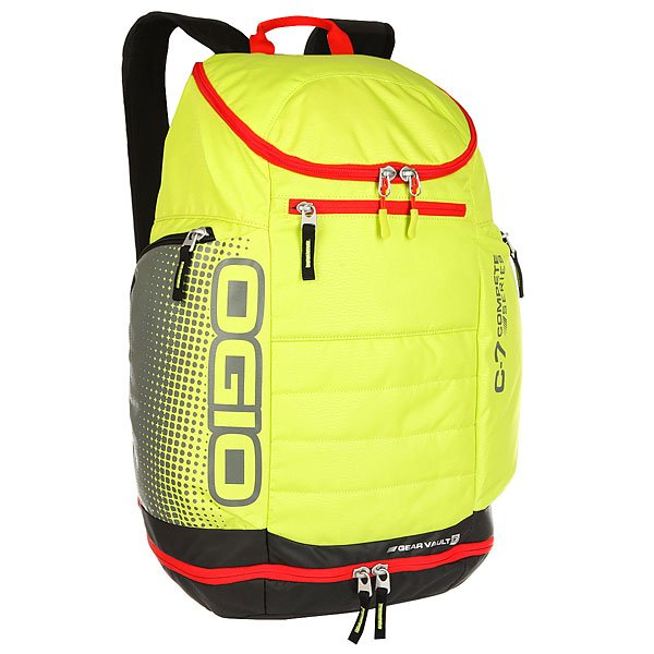 Ркзак туристический Ogio C7 Sport Pack Lime Punch<br><br>Цвет: желтый,серый<br>Тип: Ркзак туристический<br>Возраст: Взрослый