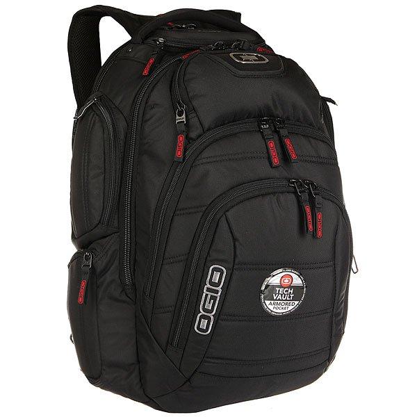 Рюкзак городской Ogio Renegade Rss Pack Black<br><br>Цвет: черный<br>Тип: Рюкзак городской<br>Возраст: Взрослый