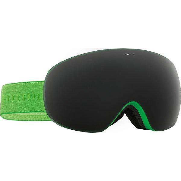 Маска для сноуборда Electric Eg3.5 Green Weave ChromeСтильная форма и отличный обзор, свойственный сферическим линзам - маска Electric EG3.5 является уменьшенной копией модели EG3 и создана для лиц меньшего размера и уж точно подойдет девушкам, которым объемные маски попросту велики и чаще всего плохо совместимы со шлемами малых размеров.EG3.5 снабжена высококачественной линзой, обеспечивающей защиту от ультрафиолета, и антибликовым, а также устойчивым к появлению царапин, покрытием. Гибкая оправа из термоформованного литого уретана снабжена технологиейPress Seal, позволяющей осуществить замену линзы невероятно быстро, а главноепростоблагодаря специальному пазу, расположенному по всему периметру оправы.Характеристики:100% защита от ультрафиолета (UV). Двойные сферические поликарбонатные линзы. Покрытие, устойчивое к образованию царапин.Покрытие, устойчивое к запотеванию. Антибликовое покрытие. Линза гибкая, устойчива к деформации. Для расцветок с маркировкой в названии+BL - бонусная линза в комплекте.Уменьшенный вариант маски EG3. Эргономичная форма. Конструкция из термопластичного уретана. Технология Press Seal: уникальнаясистема крепления, которая позволяет менять линзу ещё быстрее; линза крепится в паз, расположенный по всему периметруоправы. Слой из трёхслойного вспененного материала по контуру, эргономично спроектированного под лицо. Силиконовые вставки с внутренней стороны, предотвращающие соскальзывание. Регулируемый ремешок, шириной 40 мм. Совместима со шлемами. В комплекте чехол из микрофибры.<br><br>Цвет: черный,зеленый<br>Тип: Маска для сноуборда<br>Возраст: Взрослый<br>Пол: Мужской