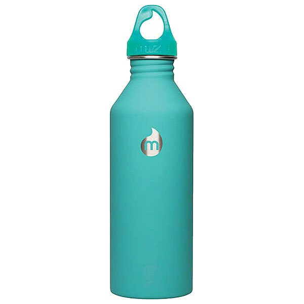 Бутылка для воды Mizu M8 Lime Loop Cap<br><br>Цвет: голубой<br>Тип: Бутылка для воды<br>Возраст: Взрослый<br>Пол: Мужской