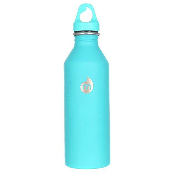 Бутылка для воды Mizu M8 Spearmint Loop Cap<br><br>Цвет: голубой<br>Тип: Бутылка для воды<br>Возраст: Взрослый<br>Пол: Мужской