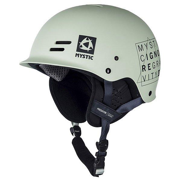 Водный шлем Mystic Predator Helmet Mint<br><br>Цвет: белый<br>Тип: Водный шлем<br>Возраст: Взрослый<br>Пол: Мужской