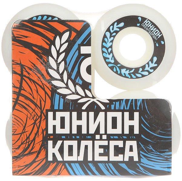 Колеса для скейтборда для скейтборда Юнион Water Ф5 White/Black/Light Blue 98A 50 mmДиаметр: 50 mm    Жесткость: 98A    Цена указана за комплект из 4-х колес<br><br>Цвет: черный,белый,голубой<br>Тип: Колеса для скейтборда