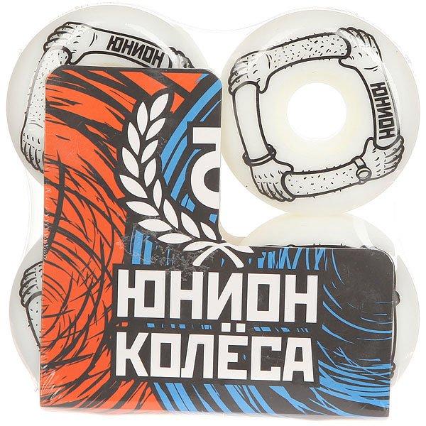 Колеса для скейтборда для скейтборда Юнион Arms Ф2 White/Black 102A 53 mmДиаметр: 53 mm    Жесткость: 102A    Цена указана за комплект из 4-х колес<br><br>Цвет: черный,белый<br>Тип: Колеса для скейтборда