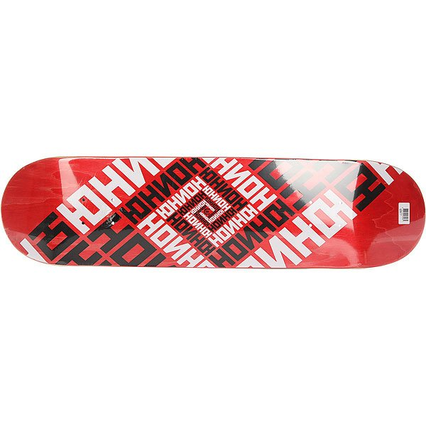 Дека для скейтборда для скейтборда Юнион Skateboard Team Red 31.625 x 8 (20.3 см) дека для скейтборда для скейтборда юнион хохлома gold 32 x 8 125 20 6 см