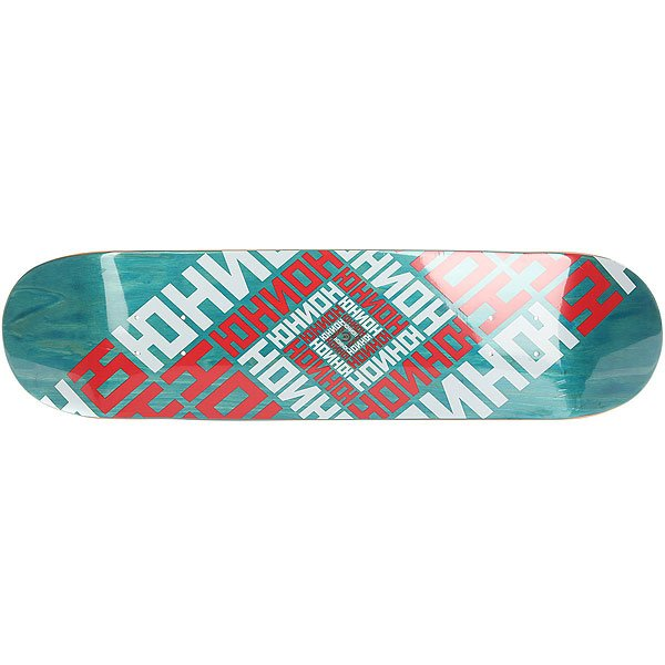 Дека для скейтборда для скейтборда Юнион Skateboard Team Blue 31.5 x 7.875 (20 см) дека для скейтборда для скейтборда юнион хохлома gold 32 x 8 125 20 6 см