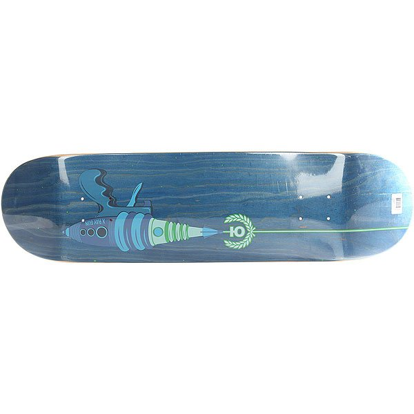 Дека для скейтборда для скейтборда Юнион Blaster Blue 32.5 x 8.5 (21.6 см)