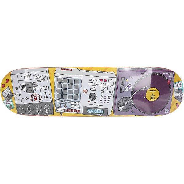 Дека для скейтборда для скейтборда Юнион Aliev Multi 32.5 x 8.5 (21.6 см)