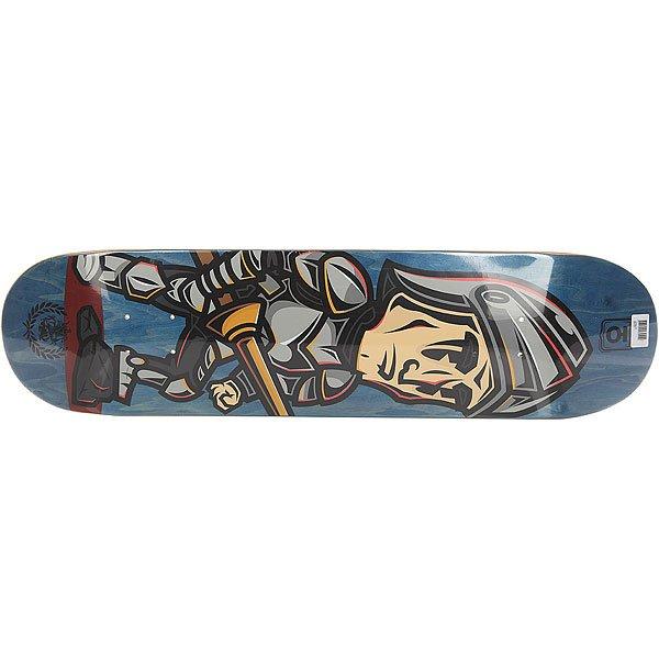 Дека для скейтборда для скейтборда Юнион George Blue 31.75 x 7.875 (20 см) дека для скейтборда для скейтборда almost s6 impact plus youness junk on my prick 31 7 x 8 25 21 см