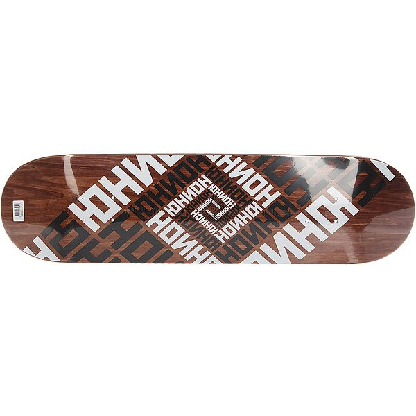 Дека для скейтборда для скейтборда Юнион Skateboard Team Brown 31.85 x 8.25 (21 см) дека для скейтборда для скейтборда union team blue 31 5 x 7 6 19 3 см
