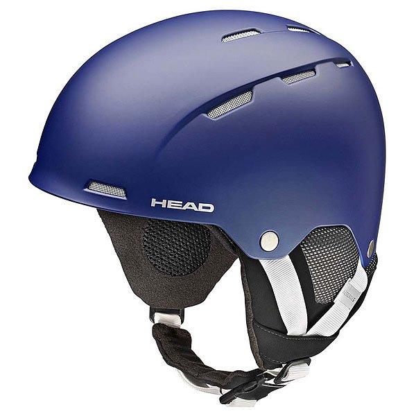 Шлем для сноуборда Head Andor Nightblue<br><br>Цвет: синий<br>Тип: Шлем для сноуборда<br>Возраст: Взрослый<br>Пол: Мужской