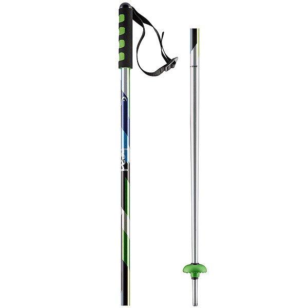 Лыжные палки Head Aero Фристайл 7075 18 Mm Multicolour цикл палки лыжные с рисунком 100 см цикл