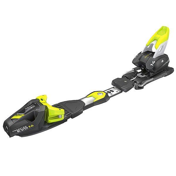 Крепления для лыж Head Freeflex Pro 14 Brake 85[d] YellowСупер быстрые спортивные крепления! Супер контроль для высокой скорости! Затяжка DIN 4-14, высота 21 мм, антиблокировочная система ABS, полная диагональ.Технические характеристики: Высота 21 мм.Затяжка Дин 4-14.Головка LX + TRP система - точный контроль и обратная связь, быстрая и более легкая центровка ботинка в креплении после смещения, лучшее вертикальное удерживание ботинка.Полная диагональ.Система FREE FLEX PRO способствует правильной работе лыж в поворотах. Новая конструкция пятки спортивных креплений: мощнее хватка, лучше трансмиссия, сильнее контроль.Антиблокировочная система ABS.Пятка LD \ полная диагональ.Износостойкое покрытие.Вес 2330г.Скистоп BR.85[D].<br><br>Цвет: черный,зеленый<br>Тип: Крепления для лыж<br>Возраст: Взрослый<br>Пол: Мужской