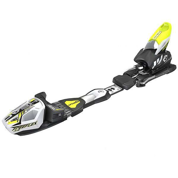 Крепления для лыж Head Freeflex Pro 16 X Rd Stiff White/BlackСупер быстрые спортивные крепления! Супер контроль для высокой скорости! Затяжка DIN 8-16, высота 16 мм, Race диагональ.Технические характеристики: Высота 16 мм.Затяжка Дин 8-16.Головка AERO + TRP система.RACE диагональ.Система FREE FLEX PRO способствует правильной работе лыж в поворотах. Новая конструкция пятки спортивных креплений: мощнее хватка, лучше трансмиссия, сильнее контроль.Пятка RACE PRO.Износостойкое покрытие.Вес 3030г.От 79 кг.<br><br>Цвет: черный,зеленый<br>Тип: Крепления для лыж<br>Возраст: Взрослый<br>Пол: Мужской
