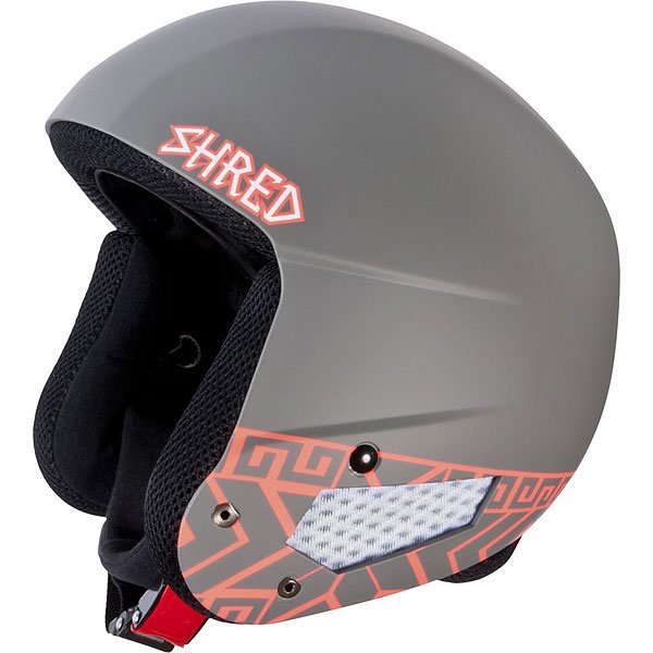 Шлем для сноуборда Shred Mega Brain Bucket Norfolk Rust Gray/RustСертифицированный шлем отвечающий нормам FIS 2013 RH. Благодаря технологии SLYTECH 2ND SKiN™ шлем обладает высокой прочностью и многонаправленно рассеивает силу удара.Технические характеристики: Съемная подкладка и подушечки для ушей облегчают чистку.Съемная подкладка из гигиеничного материала X-Static.Удобная посадка и настройка по размеру.Регулируемые подушечки для ушей.Металлические пряжки с системой быстрого открывания.Технология SLYTECH NOSHOCK - специальные вставки в форме сот из твердеющего нано материала SLYTECH 2nd SKIN XT встроены во внутреннюю конструкцию шлема и абсорбируют удары, рассеивая их энергию по пластику.Технология защиты ICEdot™ -  сервис экстренного оповещения, который синхронизирует надежный онлайн профиль с наклейкой шлема, содержащей уникальный код. Сервис отправляет уведомления о помощи в случае экстренной ситуации.<br><br>Цвет: серый<br>Тип: Шлем для сноуборда<br>Возраст: Взрослый<br>Пол: Мужской