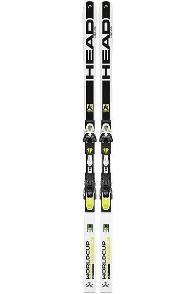 Горные лыжи Head Sgm 213 Race Plate