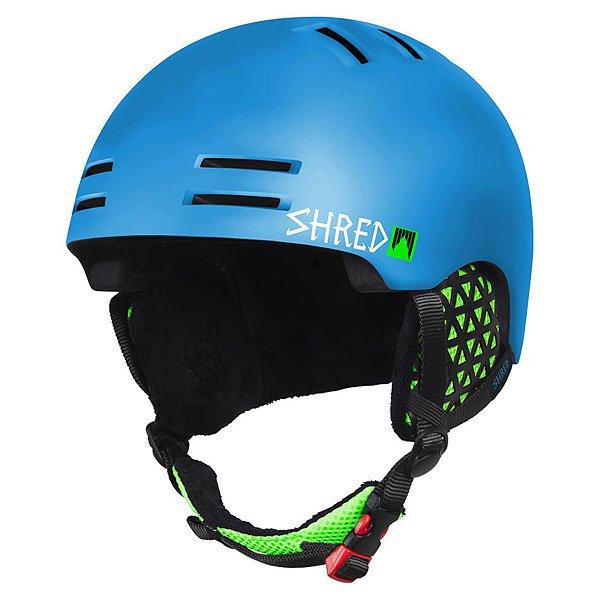 Шлем для сноуборда Shred Slam-cap Twister Blue
