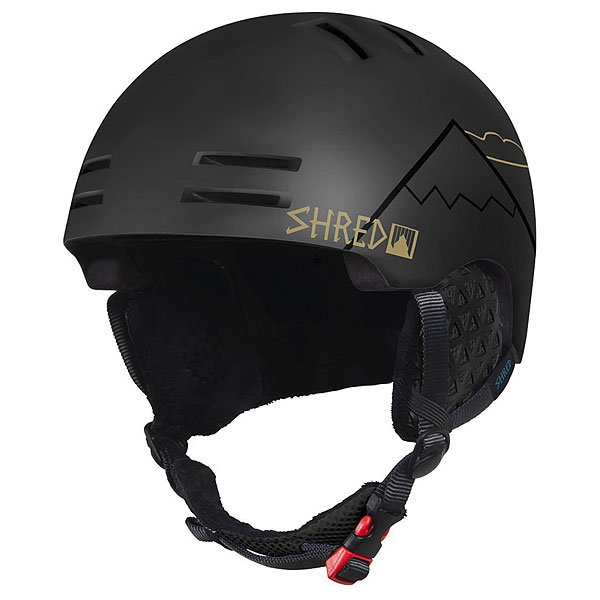 Шлем для сноуборда Shred Slam-cap Whyweshred BlackИнновационный шлем для сноубордиста, который желает получать комфорт и защиту во время катания. И это возможно благодаря технологии защиты SLYTECH NOSHOCK.Технические характеристики: Съемная подкладка из гигиеничного материала X-Static.Быстрая регулировка объема Fitting Wheel.Складная вентиляционная крышка позволяет открывать и закрывать вентиляцию не снимая перчаток.Возможно использование аудио системы.Технология SLYTECH NOSHOCK - специальные вставки в форме сот из твердеющего нано материала SLYTECH 2nd SKIN XT встроены во внутреннюю конструкцию шлема и абсорбируют удары, рассеивая их энергию по пластику.Технология защиты ICEdot™ -  сервис экстренного оповещения, который синхронизирует надежный онлайн профиль с наклейкой шлема, содержащей уникальный код. Сервис отправляет уведомления о помощи в случае экстренной ситуации.<br><br>Цвет: черный<br>Тип: Шлем для сноуборда<br>Возраст: Взрослый<br>Пол: Мужской