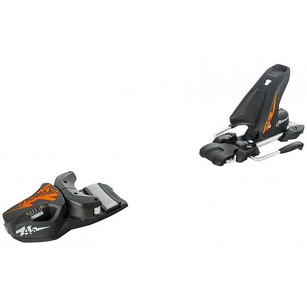 Крепления для лыж TYROLIA Sx 4.5 Ac Brake 84[k] Solid Black Orange
