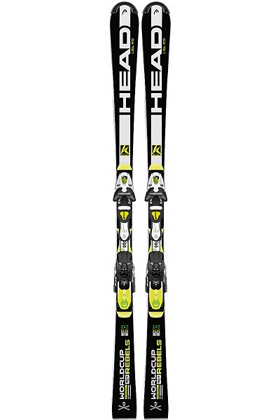 Горные лыжи Head Rebels Slx Pr 170Новые лыжи со слаломным характером для экспертного и любительского катания.Технические характеристики: Технология intelligence ® помогает лыжникам любого уровня лучше контролировать поворот.Конструкция: сэндвич Worldcup с деревянным сердечником и 2-я слоями титанала.Прогиб: Rebel кембер 100%.Скоростная база UHM C со структурой Race.<br><br>Цвет: черный,зеленый<br>Тип: Горные лыжи<br>Возраст: Взрослый<br>Пол: Мужской