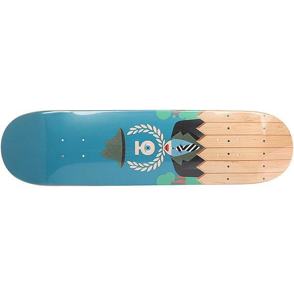 Дека для скейтборда для скейтборда Юнион Insider Multi 31.725 x 8 (20.3 см) дека для скейтборда для скейтборда юнион иванов multi 32 x 8 25 21 см