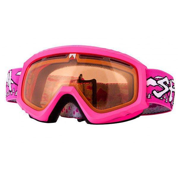 Маска для сноуборда Shred Hoyden Whyweshred Pink