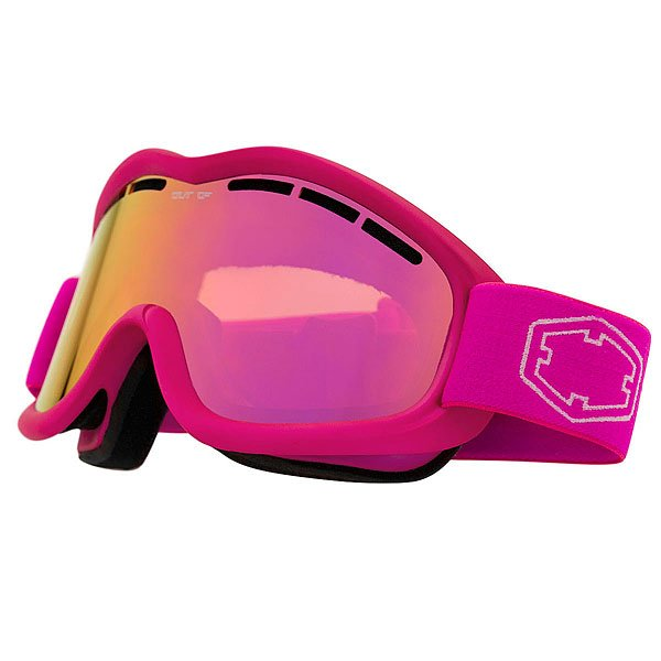 Маска для сноуборда OUT OF Mind Violet Mci<br><br>Цвет: розовый<br>Тип: Маска для сноуборда<br>Возраст: Взрослый<br>Пол: Мужской
