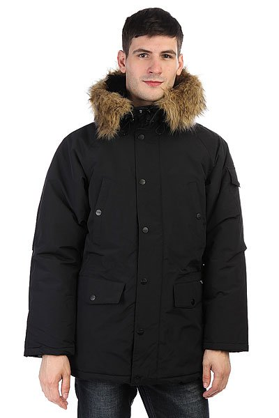 Куртка парка Carhartt WIP Anchorage Parka Black scubapro anchorage trilaminate drysuit