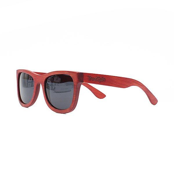 Очки TrueSpin Bambu Merah Red ботинки bambu europa bambu europa ba070awscu85
