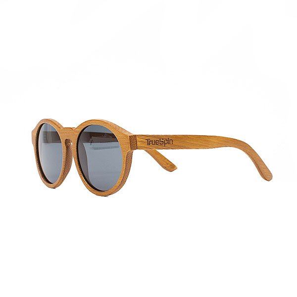 Очки TrueSpin Bifos Creme/BlackКруглые солнцезащитные очки TrueSpin в бамбуковой оправе.Характеристики:Круглая оправа из бамбука. Надёжный механизм. Линзы с защитой от ультрафиолета UV400.<br><br>Цвет: коричневый<br>Тип: Очки<br>Возраст: Взрослый<br>Пол: Мужской