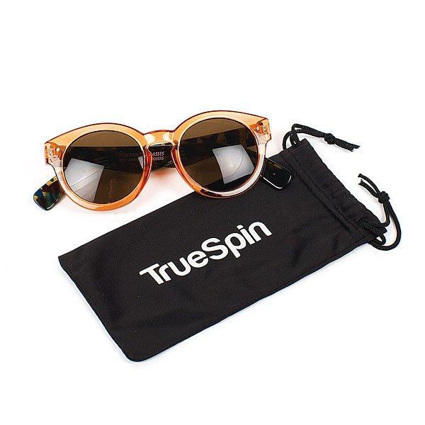 Красные солнцезащитные очки