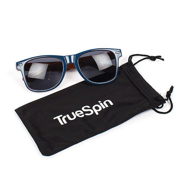 Очки TrueSpin Wayfarer Dark Blue