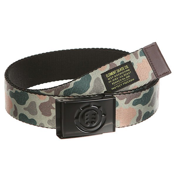 Ремень Element Beyond Belt Jungle Camo frescadesign плед жаккард