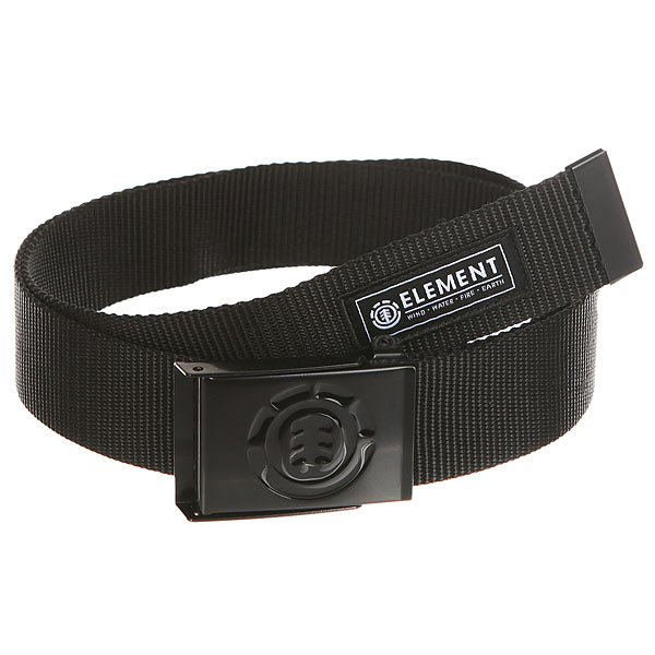 Ремень Element Beyond Belt All Black