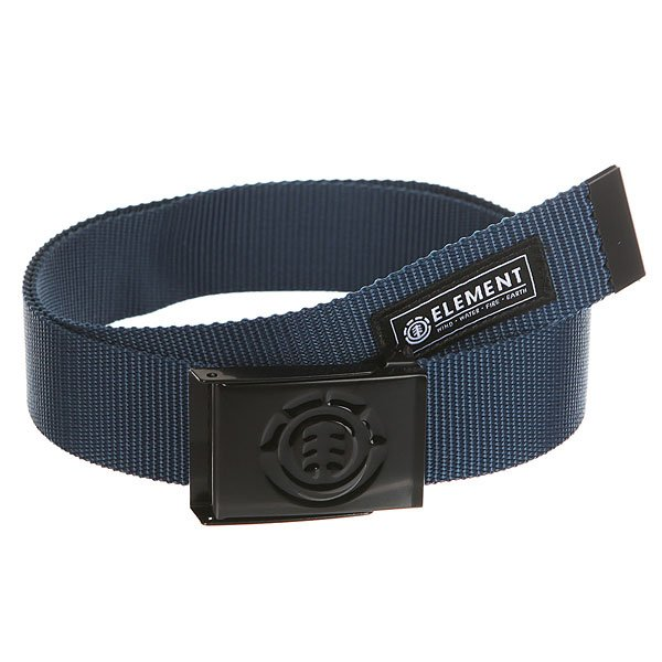 Ремень Element Beyond Belt Midnight Blue