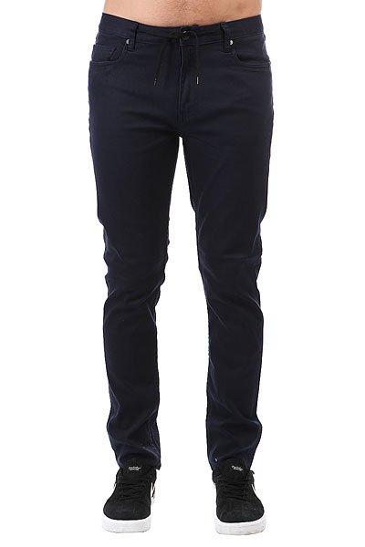 Штаны прямые Element Owen Color Indigo<br><br>Цвет: Темно-синий<br>Тип: Штаны прямые<br>Возраст: Взрослый<br>Пол: Мужской