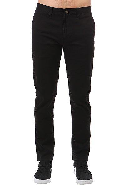 Штаны узкие Element Howland Classic Black<br><br>Цвет: черный<br>Тип: Штаны узкие<br>Возраст: Взрослый<br>Пол: Мужской