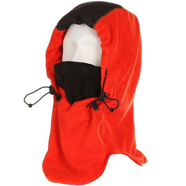 Балаклава Neff Riding Hood Orange<br><br>Цвет: черный,оранжевый<br>Тип: Балаклава<br>Возраст: Взрослый<br>Пол: Мужской